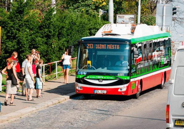 Прага преминава към електически автобуси