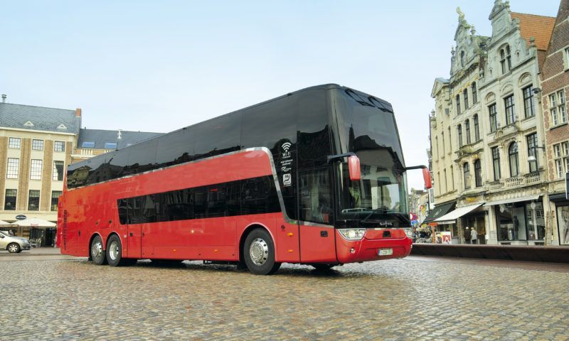 Van Hool celebrates its 70th anniversary