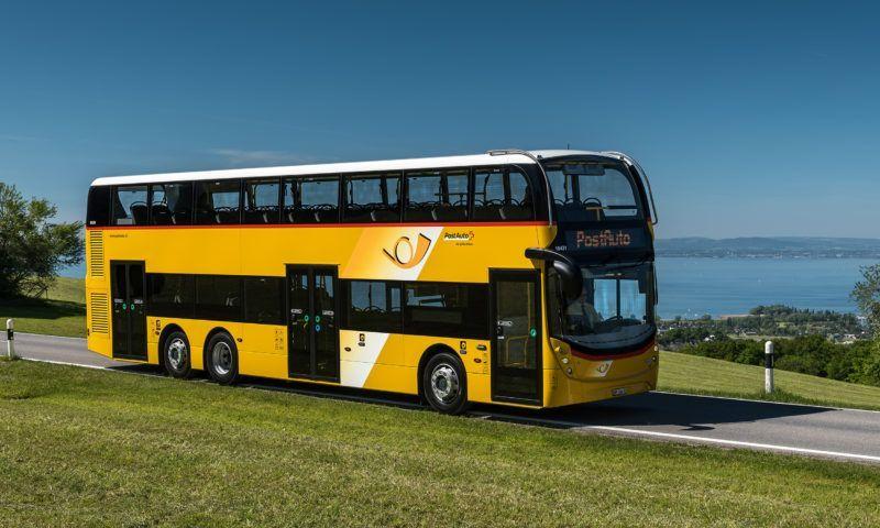 ADL показа на Busworld двуетажния автобус Enviro500 и лекия Enviro200
