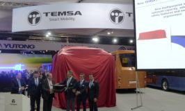 TEMSA показа седем автобуса на ВUSWORLD