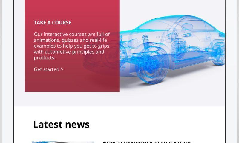 Federal-Mogul Motorparts добавя запалителни модули към онлайн обучителната си платформа