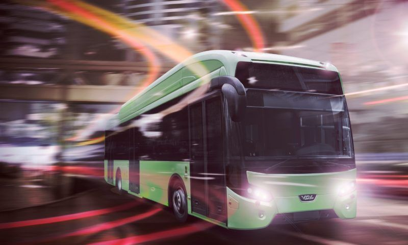 VDL Citea SLF Electric wins Busworld Ecology Label