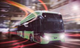 E-мобилност на щанда на VDL Bus & Coach на Busworld 2017