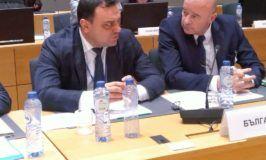 """Бяха представени пред министрите на транспорта в ЕС на Българското председателство в сектор """"Транспорт"""""""