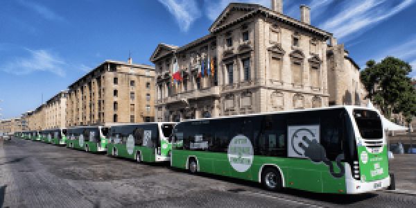Irizar and Ferrostaal in Partnership