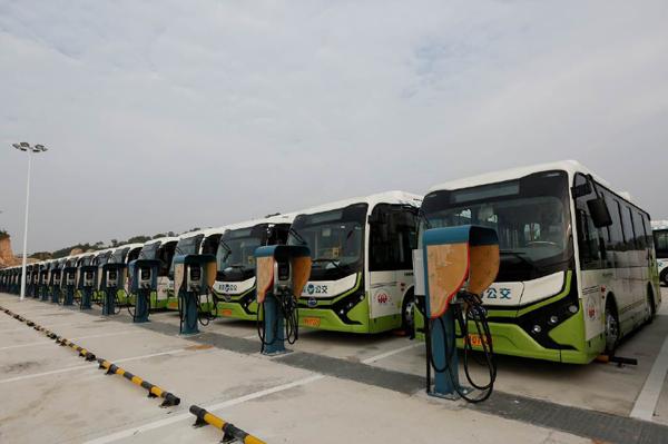 Електрическите автобуси ще заемат около половината от световния автобусен парк до 2025 година