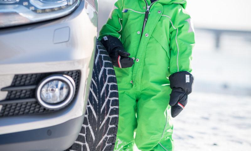 За вашата безопасност, изберете качествени гуми съветват от Nokian Tyres
