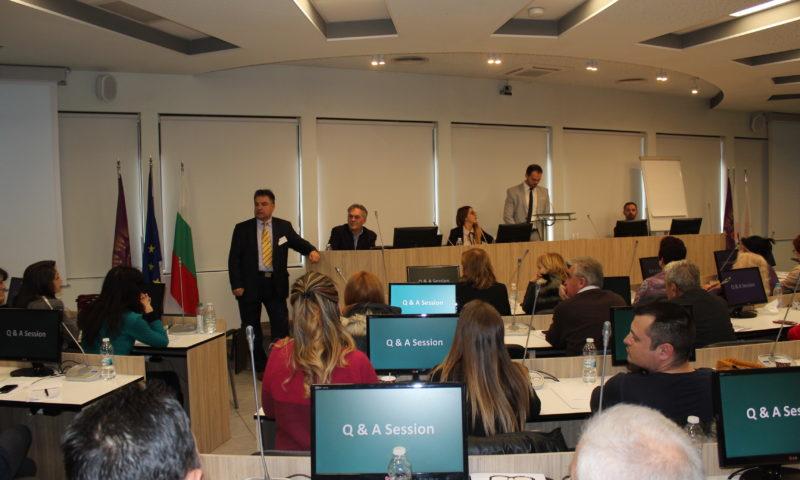 Проведен семинар за защитата на личните данни – GDPR