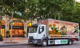 Renault trucks пуска на пазара електрически камиони през 2019 година