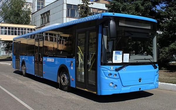 Russian New Bus Market grew by thirteen percent