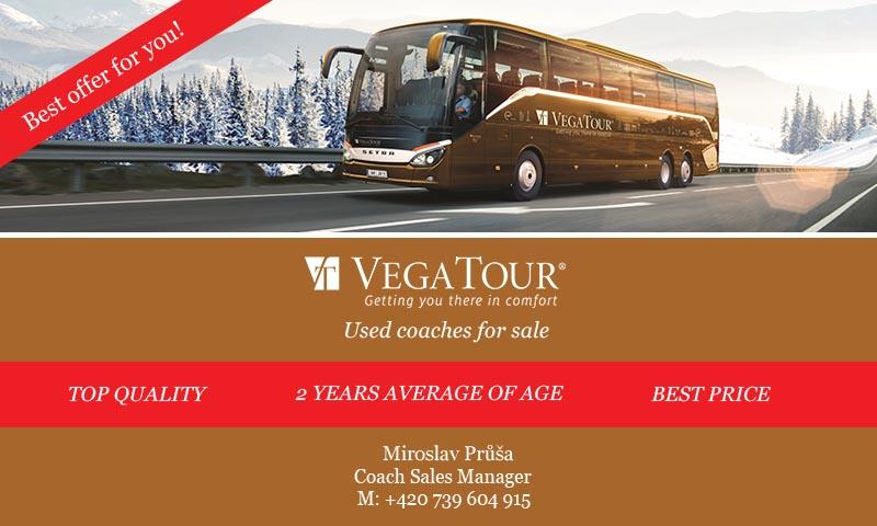 Предимствата при покупка на автобус от Vega Tour