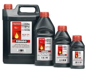 смяната на спирачната течност