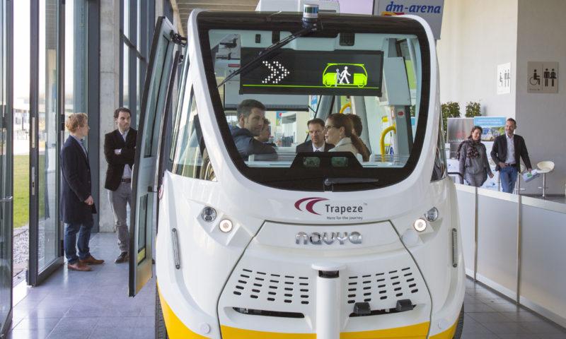 IT-TRANS -Световната среща за интелигентен транспорт