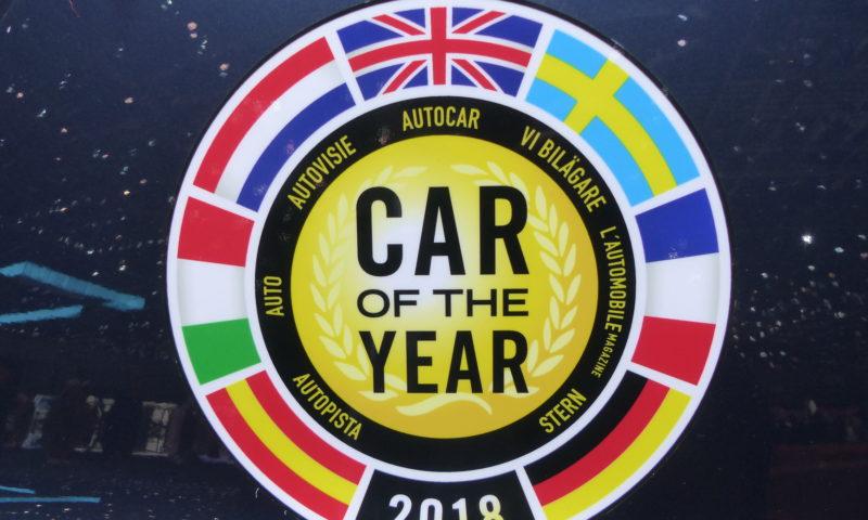 Новото Volvo XC40 е Автомобил на годината в Европа