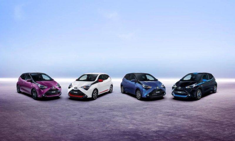 Toyota по време на Автомобилното изложение в Женева 2018