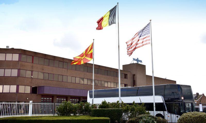 Van Hool builds bus factory in Tennessee US