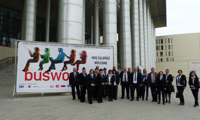Успешно представяне на Busworld Turkey