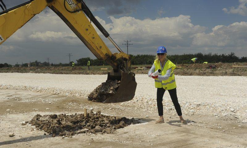 Волво Груп България изгражда собствен сервизен център в Пловдив