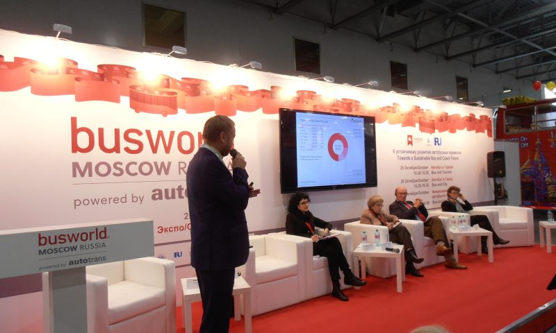 Preview of the second edition of Busworld Russia powered by Autotrans