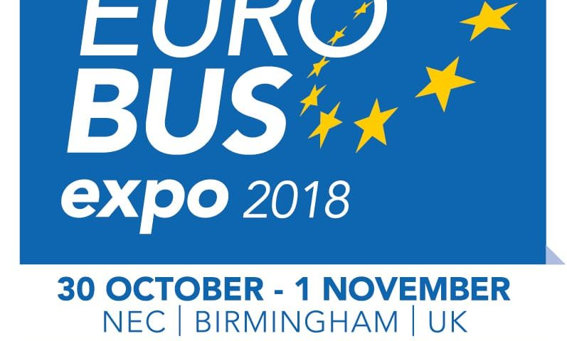 Euro Bus Expo 2018 previews its exhibitor show highlights