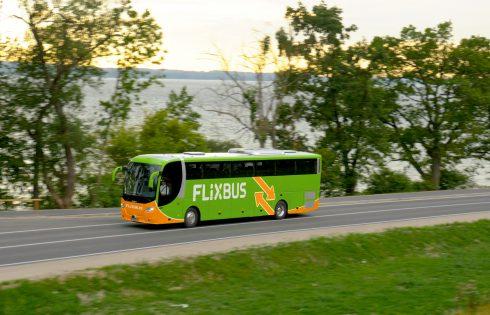 Първият изцяло електрически автобус за дълги разстояния на Flixbus