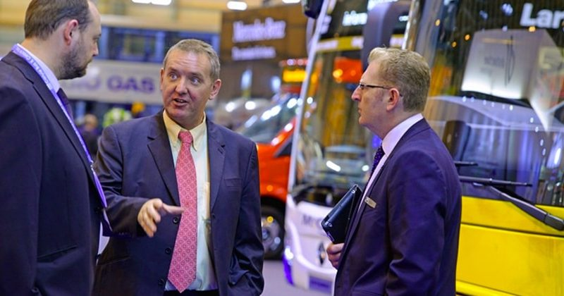 Euro Bus Expo – big names gear up for Europe's biggest bus & coach event of the year
