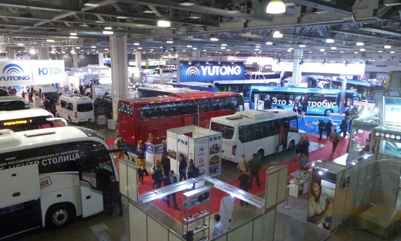 Голям успех на Busworld Russia 2018
