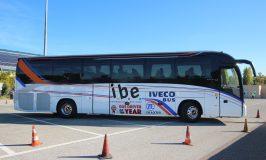 Завърши най-голямото международно автобусно изложение на Апенините - IBE 2018