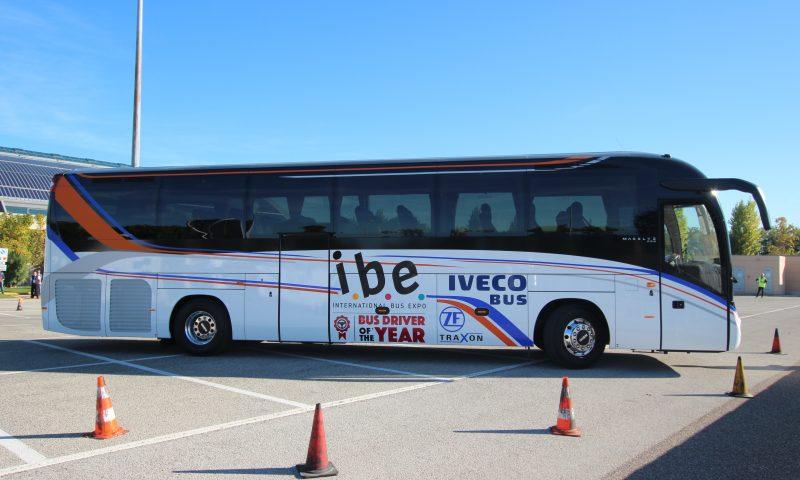 Завърши най-голямото международно автобусно изложение на Апенините – IBE 2018