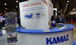 KamAZ  на Busworld Russia 2018