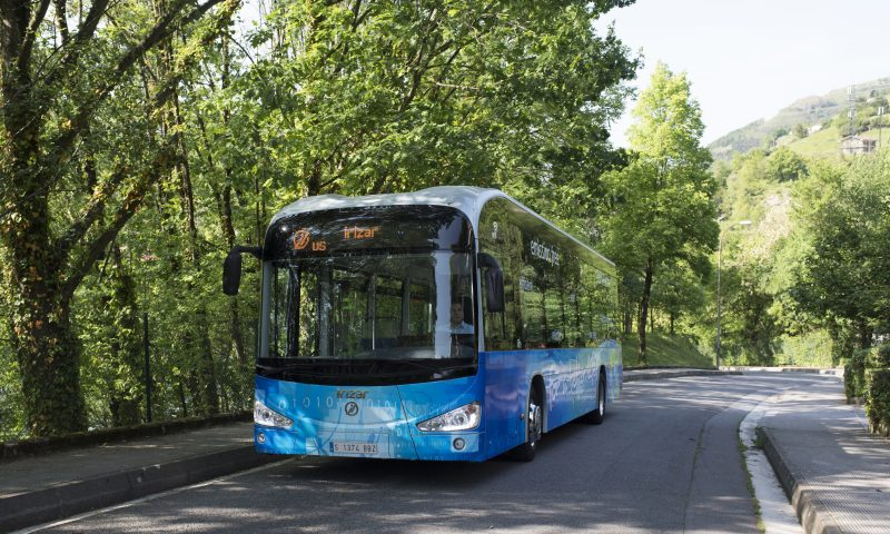 Luxembourg Places a New Order for Irizar Electric Buses
