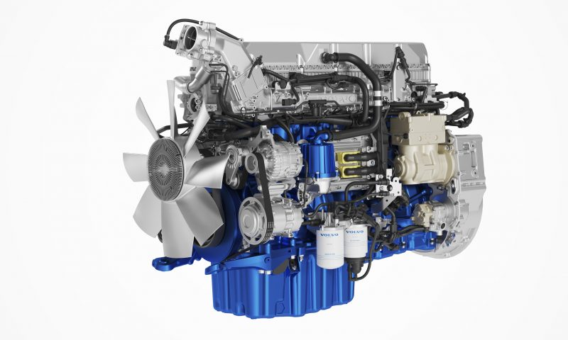 Volvo Trucks с нови решения за по-нисък разходна гориво