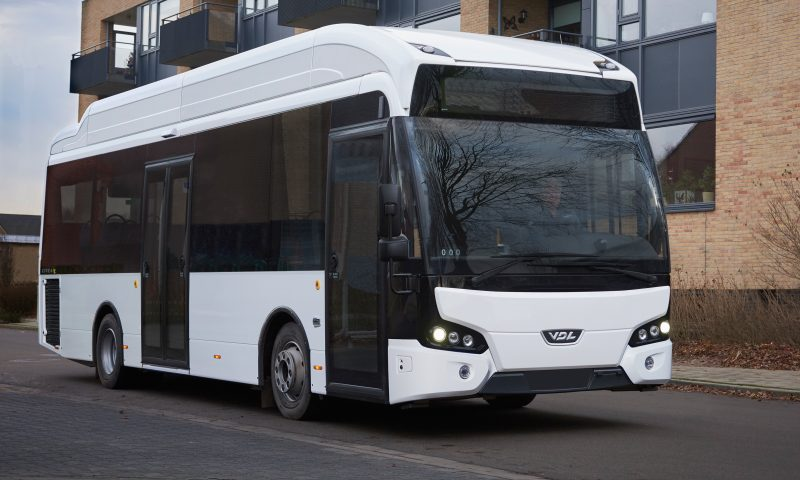 VDL Bus & Coach introduces the new length variant Citea LLE Electric