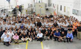 Първите служители на VOSS Automotive България