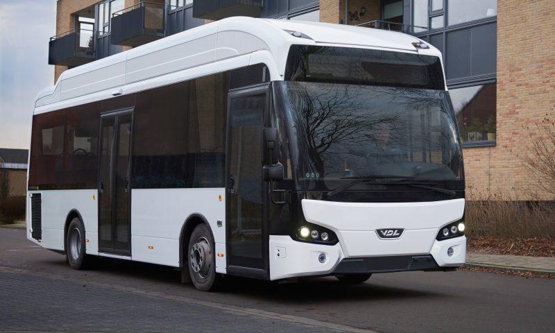 VDL Bus & Coach представя новия вариант на Citea LLE Electric