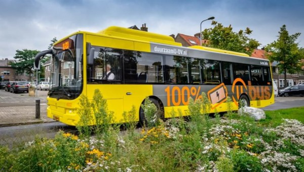 Utrecht About to Order 55 Electric Buses