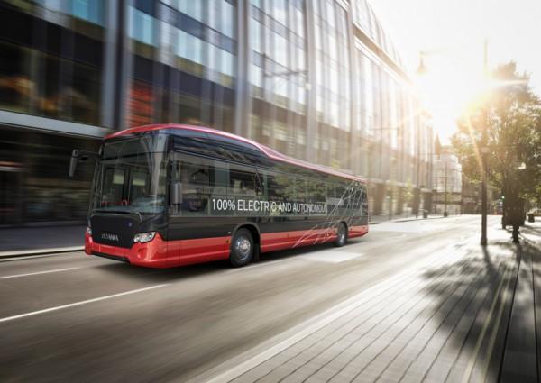 Уникален Проект с Автономни и Безпилотни Автобуси