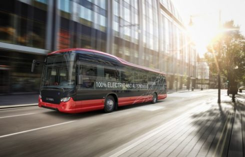Scania and Nobina Initiata Trial Project with Autonomous Buses