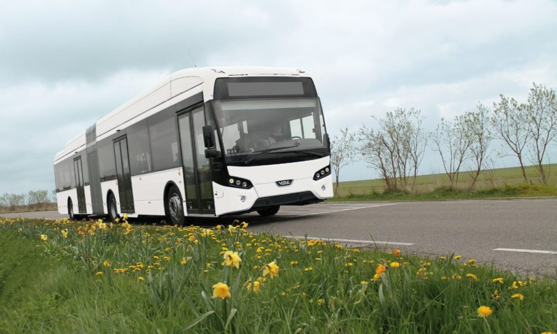 43 VDL Citeas Electric for the Netherlands