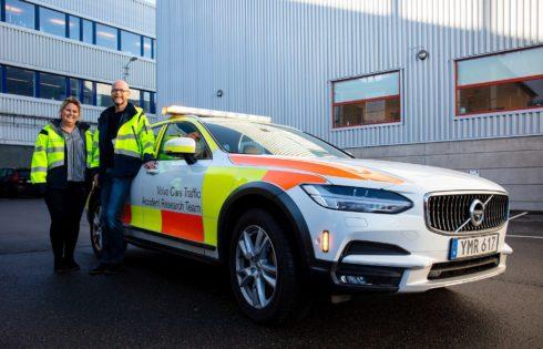 Volvo Cars интегрира камери за да следят водачите за употреба на алкохол и опасно поведение