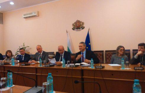 Писмо до Министър Росен Желязков