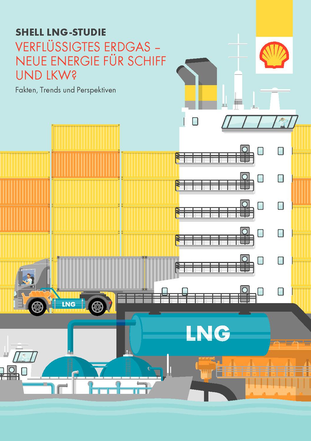 Втечненият природен газ в транспорта ще намали емисиите на парникови газове