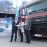 """НОВИЯТ F-MAX – победител в международния конкурс """"Камион нагодината - 2019"""", е вече в България"""
