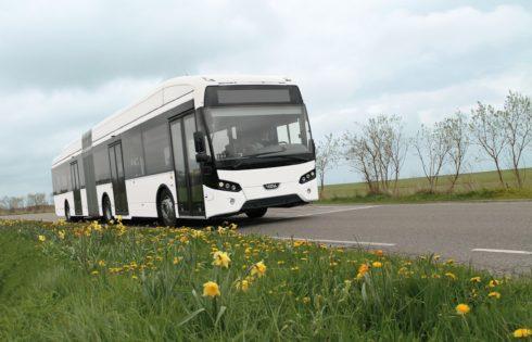 43 VDL Citeas Electric за Холандия