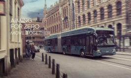 VDL –водещ производител на електрически автобуси 2018