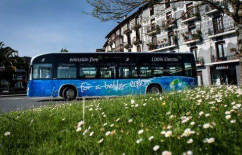 Първите електрически автобуси Irizar продадени в Германия
