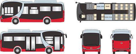 BYD ebus – разумния избор за подобряване на градския живот