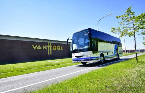 Van Hool EX11: късата версия разширява обхвата на EX