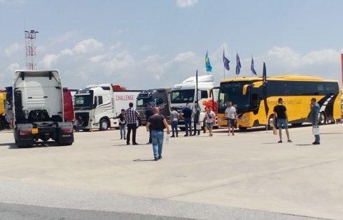 Най-голямото изложение за тежкотоварни автомобили TRUCK EXPO 2019 в България