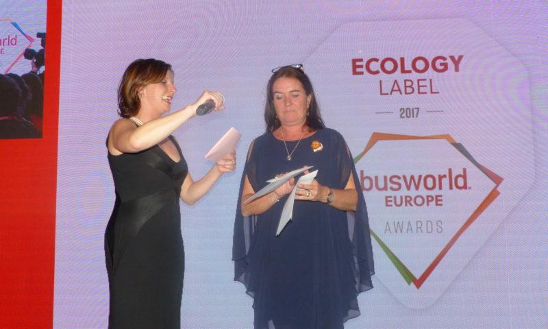 Награди Busworld – Европейска седмица на автобусите